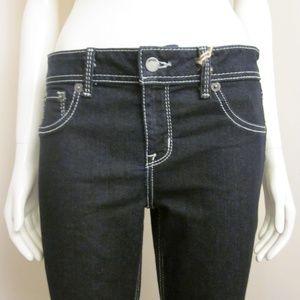17/21 Exclusive Denim Jeans size 8 petite
